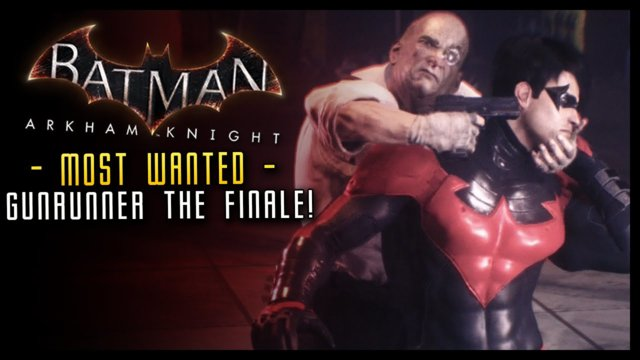 Batman Arkham Knight: The PENGUIN Boss Battle (Most Wanted)