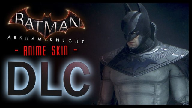 Batman Arkham Knight: DLC Anime Batman Skin & LORE (Gotham Knight)