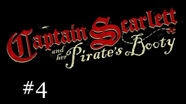 Captain Scarlett and Her Pirate's Booty [4] | Hayters Gonna Hayte