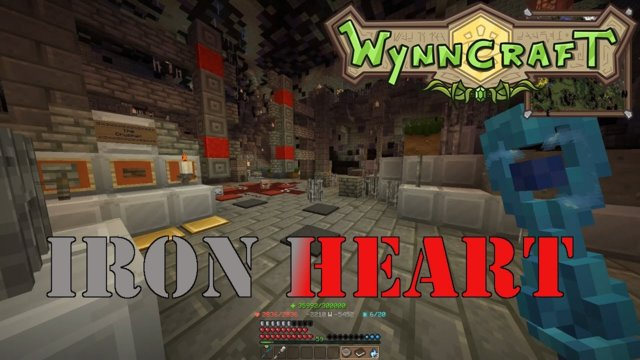 "Let's Play Wynncraft Episode 57 ""Iron Heart"""