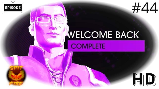 Saints Row 4 PC HD - Saints Row 4 Gameplay - Welcome Back Johnny Gat