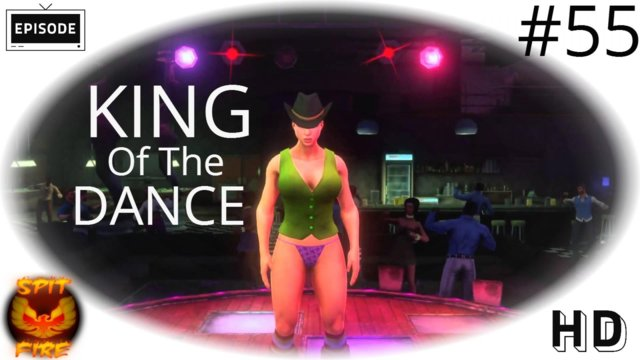 Saints Row 4 PC HD - Saints Row 4 Gameplay - King Of The Dance - Dancing Queen