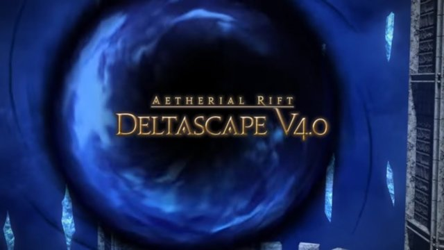 Final Fantasy XIV: Stormblood - Deltascape V4.0 (WAR)