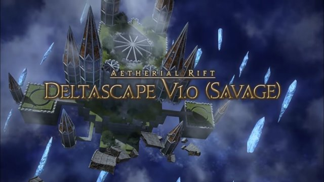 Final Fantasy XIV: Stormblood - Deltascape V1.0 Savage (WAR)