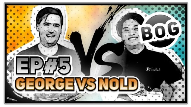★ George vs Nold? Chicken eating contest in the Brotherhood of Gamers