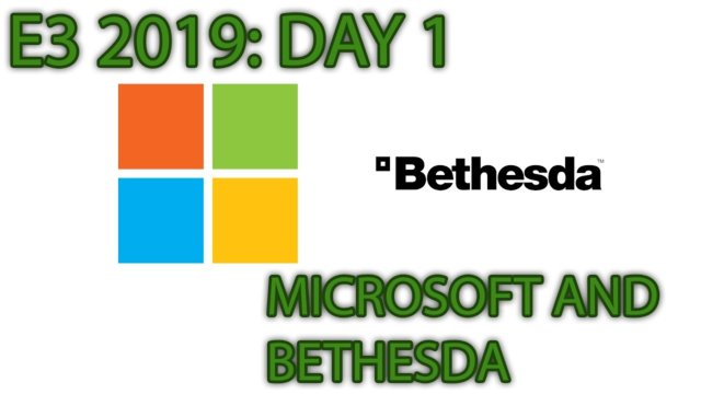 E3 2019: Microsoft and Bethesda
