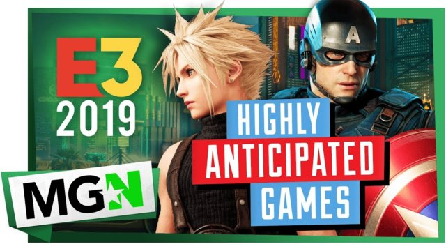 E3 Most Anticipated Games for Content Creators.| Games on Queue | MGN (2019)