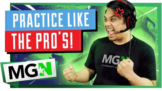 Practice like A PRO!| Games on Queue | MGN (2019)