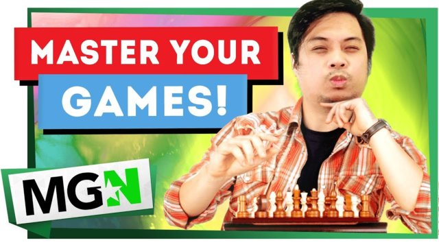 Master Any Game With These Tips! | Games on Queue | MGN (2019)