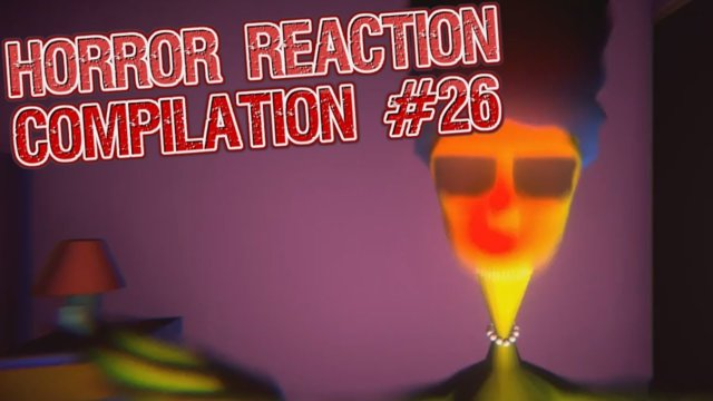 Horror Reaction Compilation 26